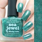 Sea Jewel Nail Polish
