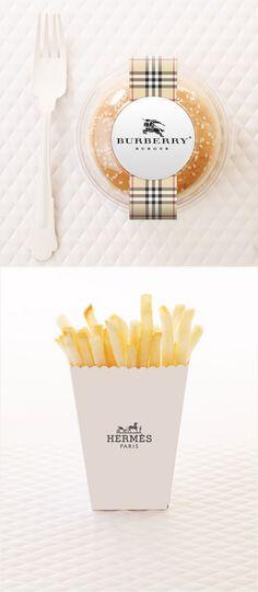 food and fashion