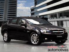 Chevrolet Omega sofre recall; sedã pode apresentar defeito na ignição