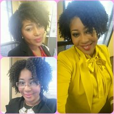 Two strand twist out, natural hair, 4c, natural hair in the workplace