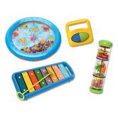 Found it at Wayfair Supply - Little Hands Music Band Toy Instrument Set