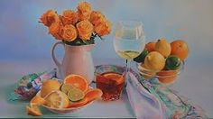 pintar rostros al oleo paso a paso J, Marton - YouTube Oil Painting Tips, Painting Lessons, Table Decorations, Youtube, English, Limes, Beautiful Paintings, Wine Cellars, Orange