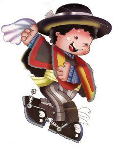 Dibujos Bailes Chile, cueca, jota, Sau Sau, etc Gaucho, Peru, Mexico, Clip Art, Princess Zelda, Anime, Fictional Characters, Google, Teacher