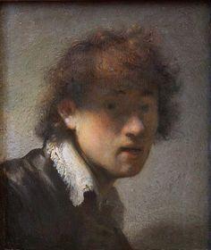 ART & ARTISTS: Rembrandt – part 3 Johannes Vermeer, Rembrandt Self Portrait, Rembrandt Paintings, List Of Paintings, Art Occidental, Image New, Dutch Painters, Chiaroscuro, Art Graphique