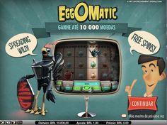 Jogar EggOMatic Video Caça-níquel