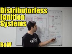 Here is a video on how your Distributorless Ignition works. I cover ignition coil packs, coil on plug and coil near plug set ups in this video. Engine Repair, Car Repair, Ignition System, Ignition Coil, Car Facts, Auto Maintenance, Mechanical Engineering, Small Cars, Car Stuff