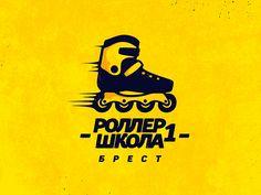 Rollers school  by Ilya Gorchanuk (Tick Style) #Design Popular #Dribbble #shots