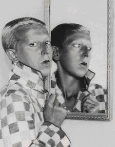 Claude Cahun Self Portrait Photography