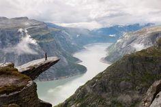 Top 10 Travel Bucket List - Nature Wonders