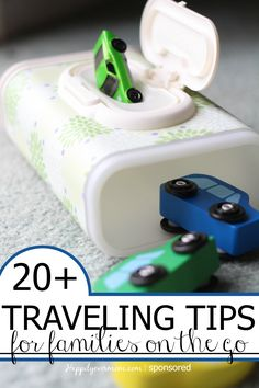 Quick and easy activities for when you travel with kids. Plus, a Huggies #tripleclean hack!