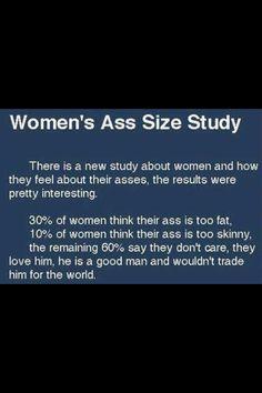 Ass size ...!