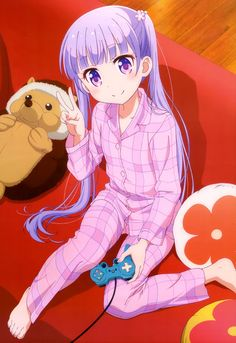 Aoba Suzukaze Shows You How to Game in Style