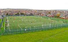 #FootballMUGA - http://www.muga.org.uk/about-us/