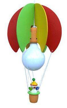 Elobra Pendelleuchte Ballon mit Kasper