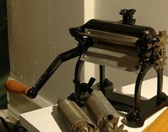 Antique Vitantonio pasta maker. | Flickr - Photo Sharing!