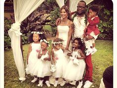 Bobby Brown & Alicia Etheredge married