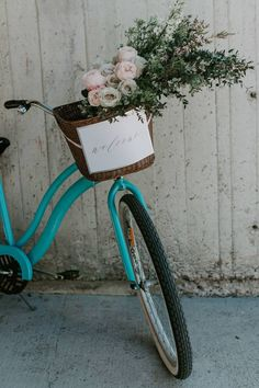 A cheery Welcome to a pretty spring bridal shower brunch. ~ bridal shower design // bridal shower ideas // spring bridal shower // cheery welcome sign // welcome sign // vintage style bike // basket of flowers // spring bridal shower ideas ~ Bridal Shower Rustic, Bridal Shower Gifts, Backyard Bridal Showers, Shower Inspiration, Wedding Inspiration, Spring Shower, Bridal Pictures, Tent Wedding, Bridal Photography