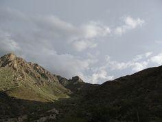 Franklin Mountains. El Paso Tx.