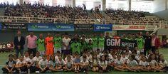 MOTRIL. El concejal de Deportes del Ayuntamiento de Motril, Miguel Ángel Muñoz Pino, ha destacado el gran éxito cosechado en la cita del equipo de fútbol sala