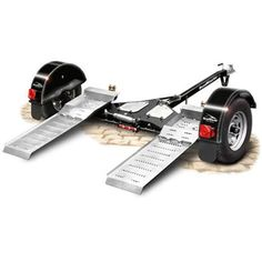 2017 Tandem TD40 Tow Dolly Model