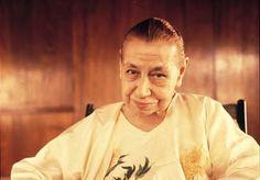 The Mother - Mirra Alfassa   http://www.sriaurobindoashram.org/ashram/mother/index.php