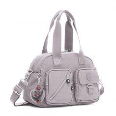 Kipling Defea Handbag - Slate Grey - Kipling #kipling #bags #fashion