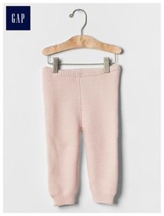 Garter pants