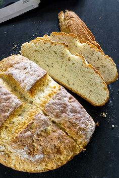 Delicious and easy to make bread of Irish inspiration