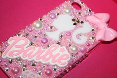Swarovski Barbie Bling Diamond iphone 4/4s case by slave2beauty, $70.00