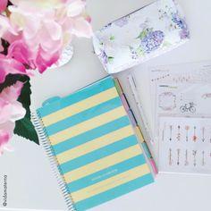 Já conhece os Daily Stickers?  Decorar o Daily Planner com eles é uma verdadeira terapia... #meudailyplanner #dailyplanner #dailystickers #plannerdecoration #plannerstickers