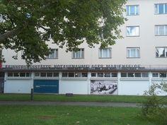 Erinnerungsstätte Notaufnahmelager Marienfeld, Berlin