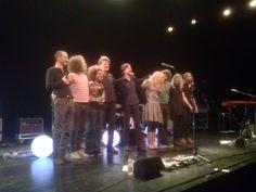 Judith Holofernes + Support Mama Rosin am 14. April 2014 im Stuttgarter Theaterhaus.