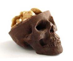 Mini Chocolate Skulls $8.13