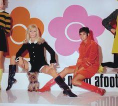 Mary Quant Fashion Show - 1967  http://1967popculture.com
