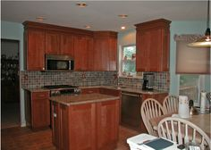 Just another example of a beautiful kitchen designed by Remodeling Concepts