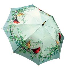Hautmans Cardinals Stick Umbrella