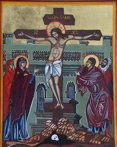 Crucifixion by Isabelle Vojinović
