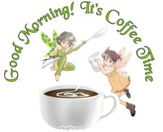 Manga Coffee Faeries are awesome!