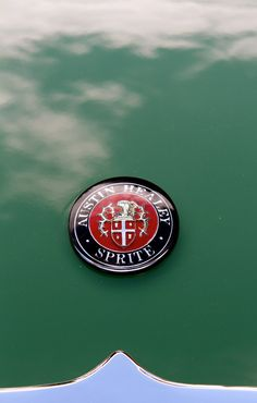 Austin Healey - One of my dream cars!