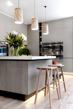 ChicDecó:   Kitchen Lighting Tips