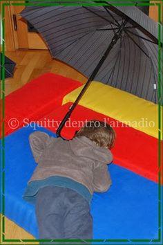 La casa degli ombrelli