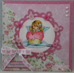 trailsofpaper: Cupcake Fairy