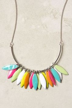 Plucked Petals Necklace
