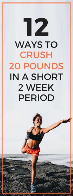12 ways to lose 20 pounds in 14 days. | Posted By: NewHowToLoseBellyFat.com