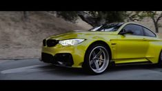BMW M4 F82 Drift