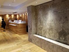 Pure Yoga, Hong Kong. Reception area. Pure Yoga, Reception Areas, Hong Kong, Pure Products