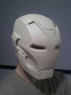 Guarda questo articolo nel mio negozio Etsy https://www.etsy.com/it/listing/263126808/iron-man-mark-45-raw-cast