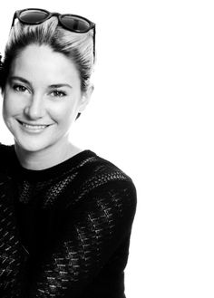 Shailene woodley, No makeup and Style icons on Pinterest