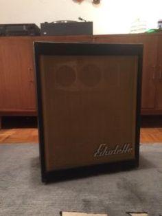 Vintage Echolette Box mit Isophone Alnico Speaker in Bayern - Rosenheim | Musikinstrumente und Zubehör gebraucht kaufen | eBay Kleinanzeigen