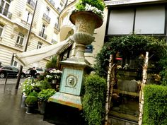Flower shop in Paris. Norma's Blog   My Beautiful Paris